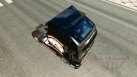 Haut Virtus.pro für Volvo-LKW für Euro Truck Simulator 2