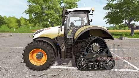 Steyr Terrus 6300 CVT v1.2 für Farming Simulator 2017