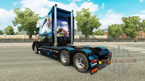 Große Freiheit-skin für den Scania T truck für Euro Truck Simulator 2