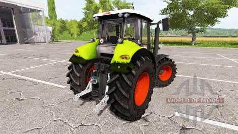 CLAAS Axion 820 pour Farming Simulator 2017