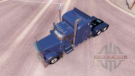 Peterbilt 379 pour American Truck Simulator