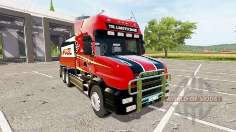 Scania T164 fuel für Farming Simulator 2017