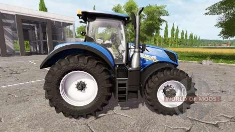 New Holland T7.315 heavy duty pour Farming Simulator 2017