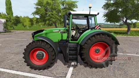 Fendt 1050 Vario sport für Farming Simulator 2017