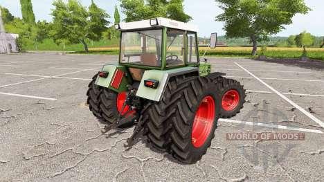 Fendt Farmer 312 LSA Turbomatik v1.0.0.3 für Farming Simulator 2017