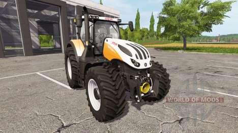Steyr Terrus 6270 CVT v1.0.0.1 pour Farming Simulator 2017