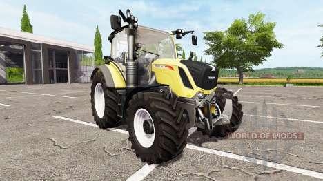 Fendt 313 Vario v1.3 pour Farming Simulator 2017