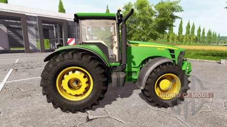 John Deere 8530 v1.1 für Farming Simulator 2017