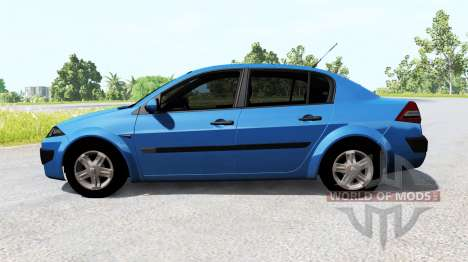 Renault Megane 2006 für BeamNG Drive