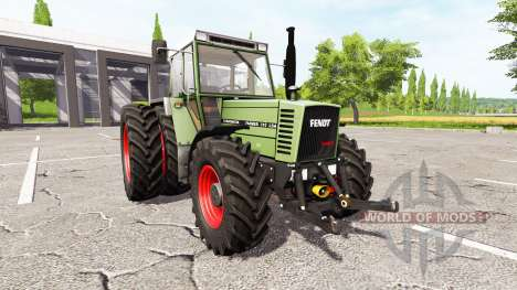 Fendt Farmer 310 LSA Turbomatik für Farming Simulator 2017