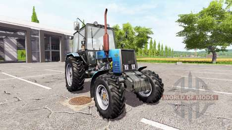MTZ-Biélorussie 1025 pour Farming Simulator 2017