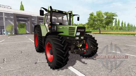 Fendt Favorit 515C Turbomatic für Farming Simulator 2017