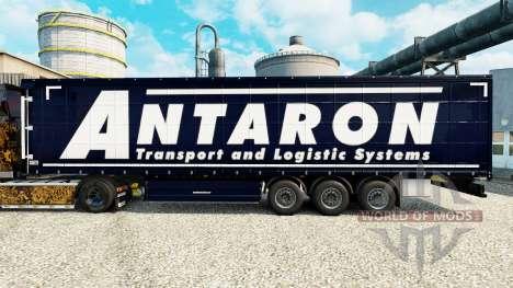 Haut Antaron für Anhänger für Euro Truck Simulator 2
