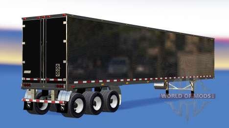 Chrome semi-refrigerated für American Truck Simulator