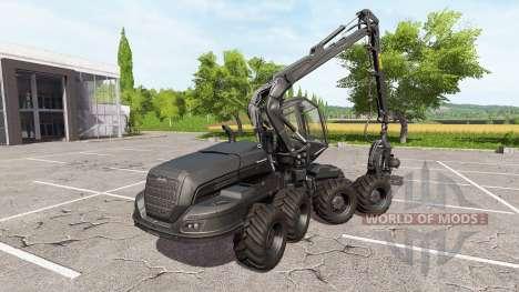 PONSSE ScorpionKing carbon matte für Farming Simulator 2017