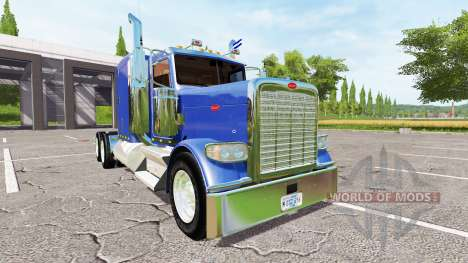 Peterbilt 379 pour Farming Simulator 2017