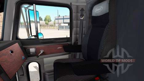 Peterbilt 379 tipper pour American Truck Simulator