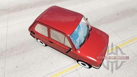 Fiat 126p pour American Truck Simulator