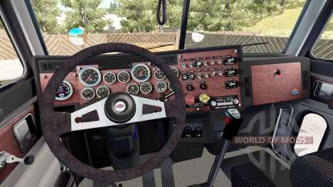Peterbilt 379 v2.0 für American Truck Simulator