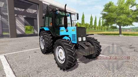 MTZ-Belarus 892.2 für Farming Simulator 2017