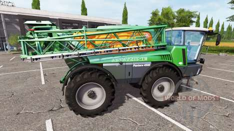 AMAZONE Pantera 4502 v1.0.4 pour Farming Simulator 2017