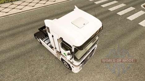 La peau Arla v2.0 tracteur Renault pour Euro Truck Simulator 2