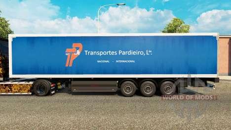 Haut Pardieiro Transportes Lda für semi-Trailer für Euro Truck Simulator 2
