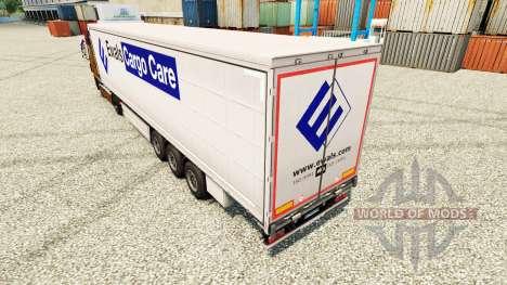 Pflege Polen Cargo-Anhänger für Euro Truck Simulator 2