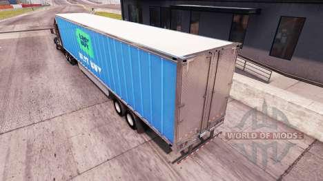 La peau Best Buy étendue de la remorque pour American Truck Simulator
