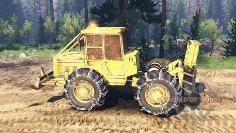 LKT 81 Turbo v2.0 für Spin Tires