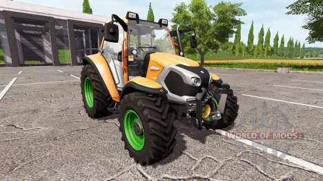 Lindner Lintrac 90 v1.4.1 für Farming Simulator 2017