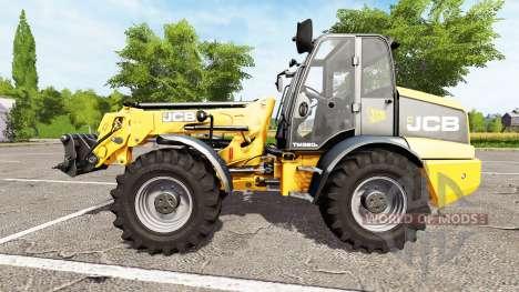 JCB TM320S pour Farming Simulator 2017
