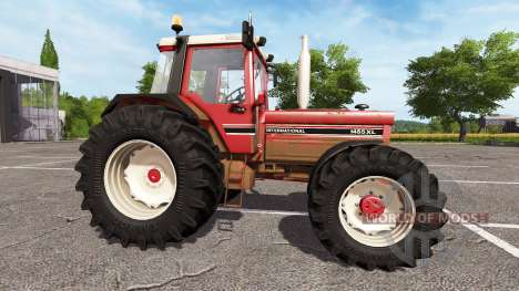 International 1455 XL für Farming Simulator 2017