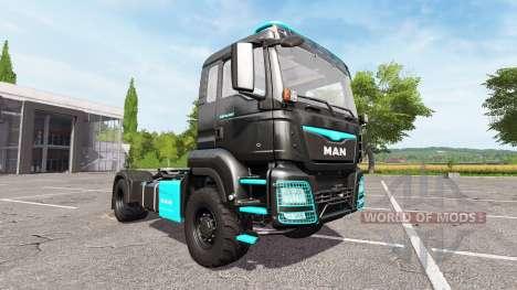 MAN TGS 18.480 limited edition für Farming Simulator 2017