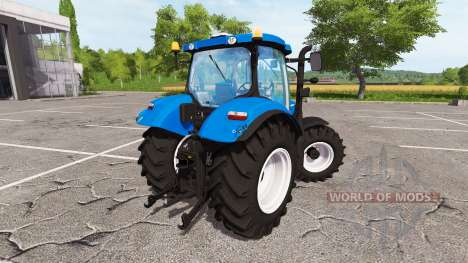 New Holland T6.160 pour Farming Simulator 2017