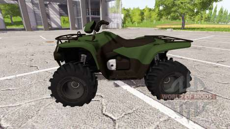 Le quadricycle pour Farming Simulator 2017