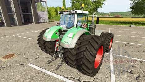 Fendt 1050 Vario v1.2 für Farming Simulator 2017