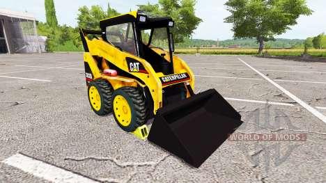 Caterpillar 262B für Farming Simulator 2017