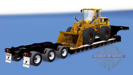 Une collection de remorques v1.2.1 pour American Truck Simulator