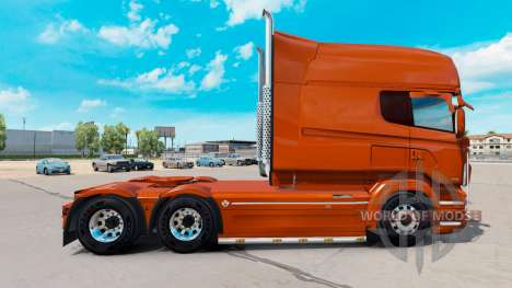 Scania R730 long v1.5.2 pour American Truck Simulator