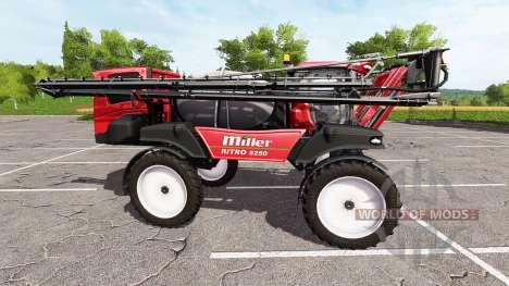 Miller Nitro 5250 für Farming Simulator 2017