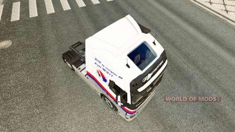 Malasian les Compagnies aériennes de la peau pou pour Euro Truck Simulator 2