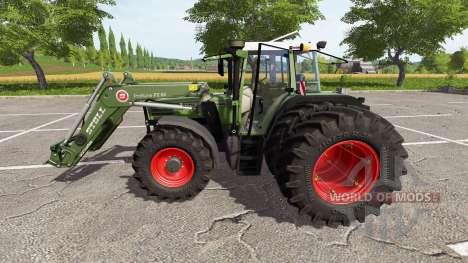 Fendt Favorit 512C Turbomatic pour Farming Simulator 2017