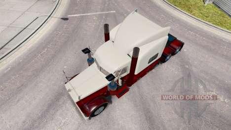 La peau de La Révolution pour le camion Peterbil pour American Truck Simulator
