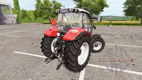 Steyr Multi 4095 für Farming Simulator 2017