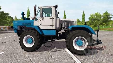 HTZ T-150K v2.0 pour Farming Simulator 2017