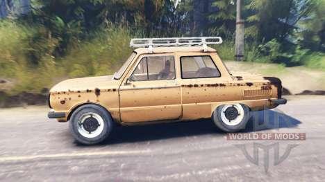 ZAZ-968M für Spin Tires