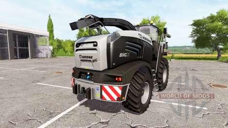 Krone BiG X 580 limited edition für Farming Simulator 2017