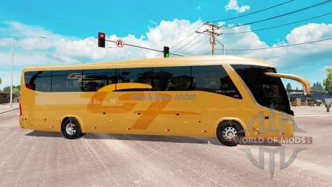 Marcopolo Paradiso G7 1200 für American Truck Simulator