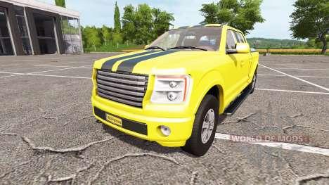 Lizard Pickup TT Service v1.2 pour Farming Simulator 2017